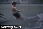 Getting Hurt