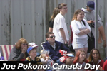 Joe Pokono: Canada Day