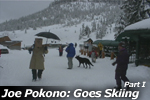 Joe Pokono: Goes Skiing - Part I