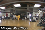 Minoru Pavillion: Break Competition