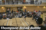 Thompson Break Battle